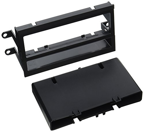2004 nissan quest stereo dash kit - 6