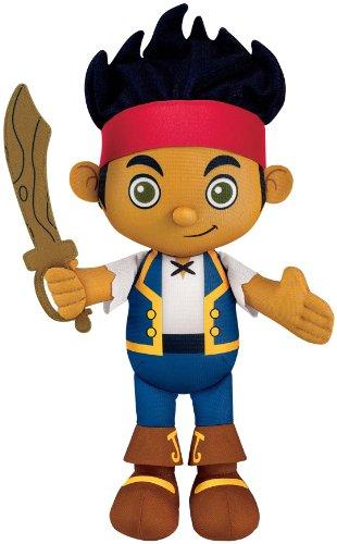Fisher-Price Disney's Jake and The Never Land Pirates Jake Talking Plush