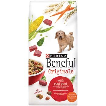 Beneful Dry Dog Food, Playful Life with Real Beef, 6.3-Pound Bag, Pack of 1