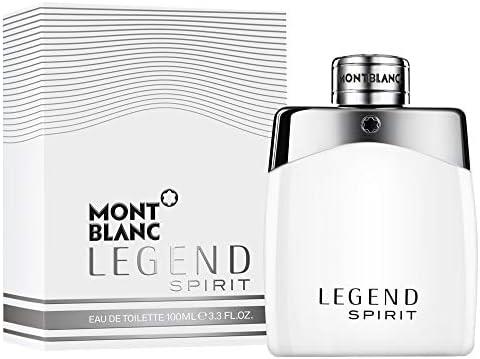 Mont Blanc Legend Spirit Eau De Toilette 100ml Amazon Com Au