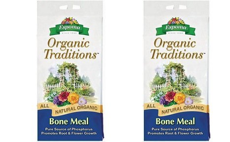 - Espoma BM10 Organic Traditions Bone Meal 4-12-0, 10 Pounds (2-Pack)