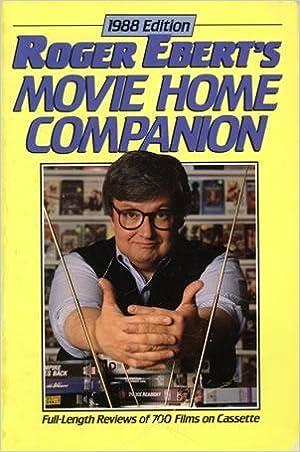 Image result for roger ebert movie guide 1988