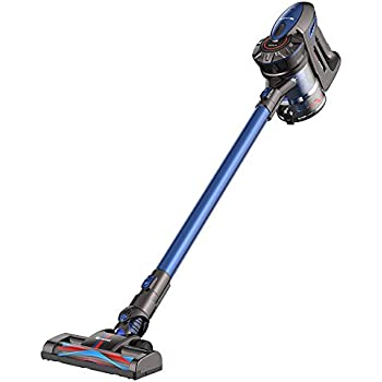 Proscenic P8 Cordless Stick VacuumLightweight Vacuum CleanerBattery RechargeableTwo Speeds
