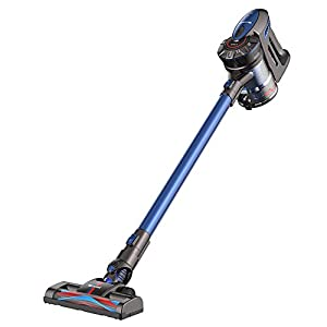 cordless vacuum cleaner proscenic p8 stick cordless vacuum battery rechargeable two. Black Bedroom Furniture Sets. Home Design Ideas