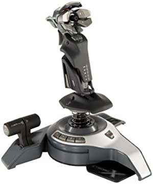 Saitek Cyborg F.L.Y 5 pc Flight Stick: Amazon.es: Electrónica