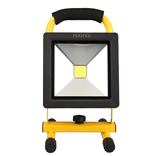 AMAStore Rechargeable Handheld Floodlights Batteries product image