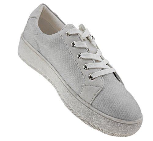 Blanc White Pour Baskets Xti Femme Off 7C1wntqvx