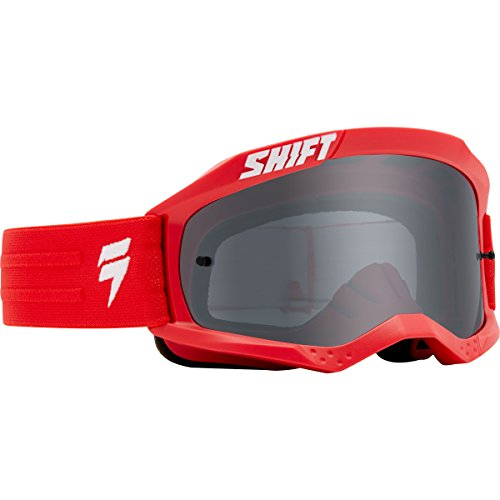 Shift White Label Goggle-Red - Red Label Eyewear