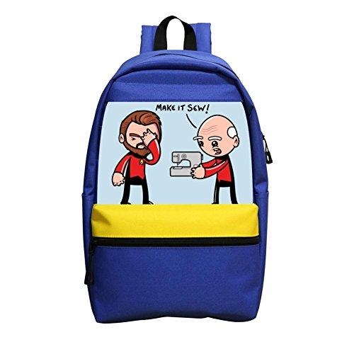 Sew Kids Boys Short - Make It Sew School Bag Toddler Backpack Bookbag For Boys And Girls