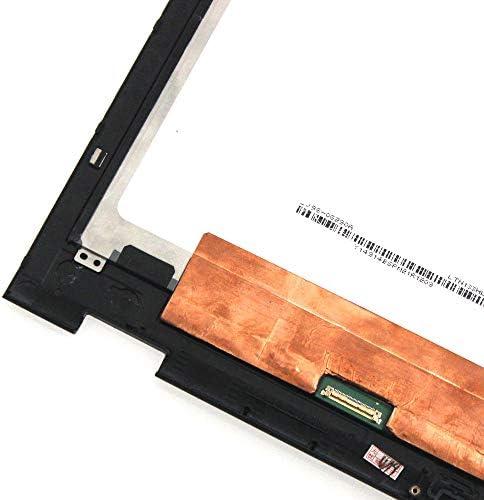"""MRY - Display LCD FHD da 13,3"""" con lunetta LTN133HL03-L02 per Dell Inspiron 7348 09T7WM"""