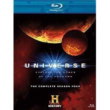 The Universe: Season 4 [Blu-ray] (2010)