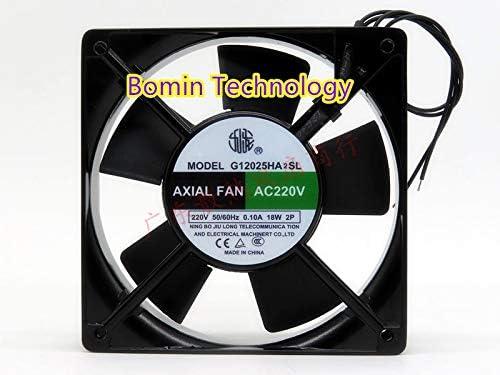 Bomin Technology for G12025HA2SL 220V 0.10A 12CM Cooling Fan
