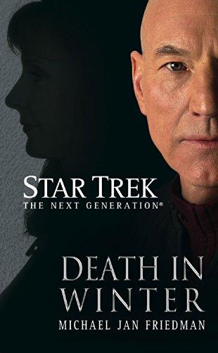 Death in Winter (Star Trek: The Next Generation) (Winter Stars)
