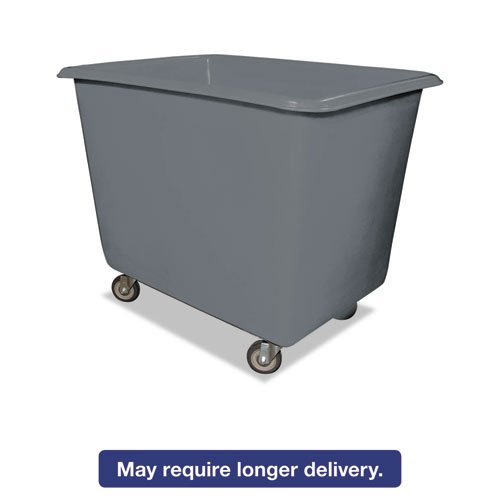 Royal Basket Trucks R8GRXPGA4UN 8 Bushel Poly Truck with Galvanized Steel Base, 26