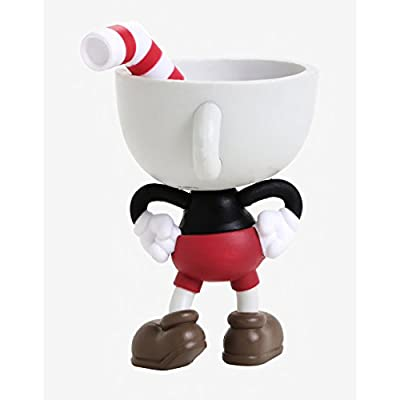 Funko Vinyl Figure: Cuphead - Cuphead Collectible Figure: Funko Vinyl Figure:: Toys & Games