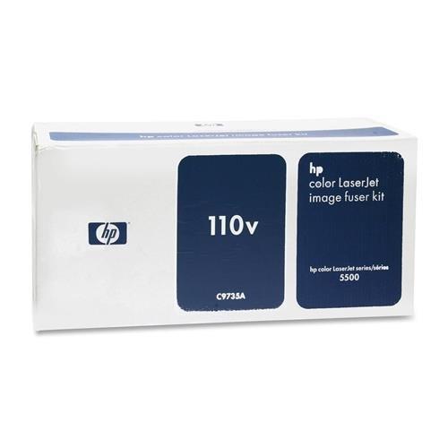 Fuser Kit 110 Volt Image (HP Image Fuser Kit, for 5500 Series, 110V, 150000 Page Yield (C9735A))