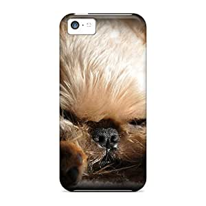 Anti-scratch And Shatterproof Ikorus Sleeping Phone Case For Iphone 5c/ High Quality Tpu Case