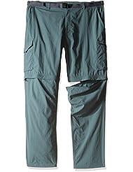 Columbia Men\'s Silver Ridge Convertible Pants, Pond, Size 30