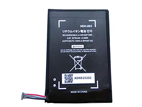 Bateria Hdh-003 para Nintendo Switch Lite Game Player
