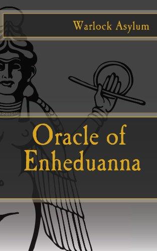 The Oracle of Enheduanna Pdf