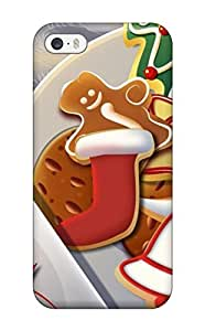 Excellent Design Christmas Case Cover For Iphone 5/5s