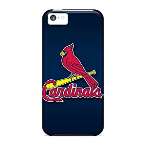 [WnI10285MPnT]premium Phone Cases For Iphone 5c/ St. Louis Cardinals Tpu Cases Covers