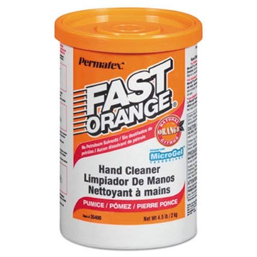Orange Scent, 4.5 LBS Canister, 6/Carton ()