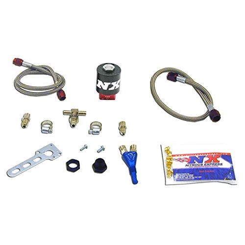 Nitrous Express NXCUS Custom EFI Dry to Wet Conversion Kit