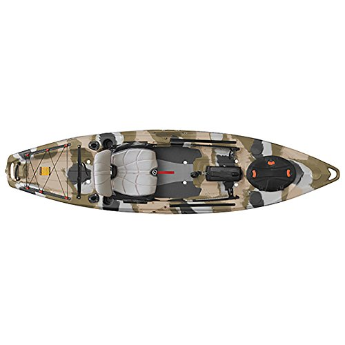 Feelfree Lure 11.5 Kayak 2017 - 11ft6/Desert Camo -  67150