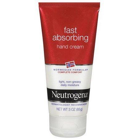 Neutrogena Fast Absorbing Hand Cream 3oz
