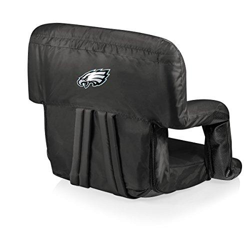 NFL Philadelphia Eagles Portable Ventura Reclining Stadium Seat