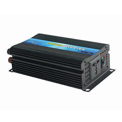 NIMTEK MS300 Pure Sine Wave Off-grid Inverter, Solar Inverter 300 Watt 12 Volt DC To 220 Volt AC by NIMTEK Solar Inverter