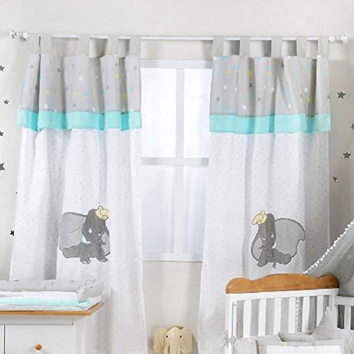 [Dumbo] Crib Bedding Accessory - Window Curtain