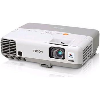 Epson Powerlite 935W 3700 Lumen 3 LCD WXGA Projector