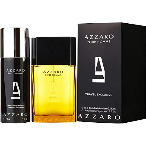 Azzärŏ Pŏur Hŏmme 2PC TRAVEL GIFT SET Colognė for Men