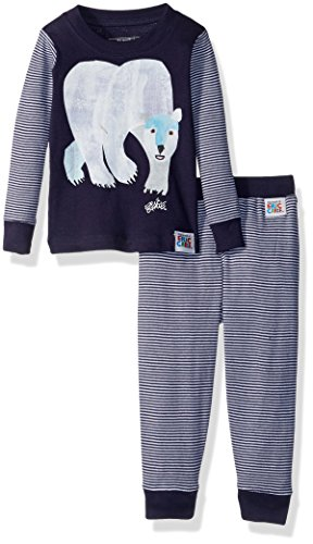 Eric Carle Baby Infant Polar Bear What Do You Hear  Blue  24Mo