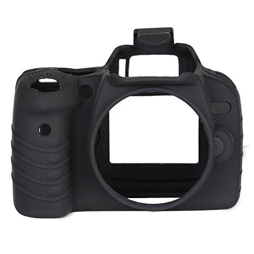 - Delkin DDSPROND40-B Snug-it Pro Protective Camera Skin for Nikon D40