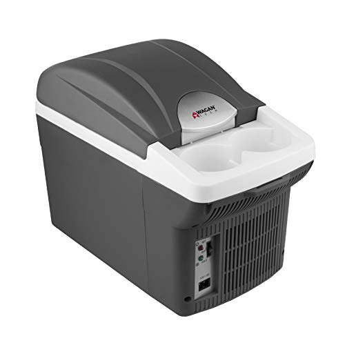 (Wagan EL6206  - 6 Quart 12V Portable Electric Cooler/Warmer for Car, Truck, SUV, RV, Trailer DC Powered)