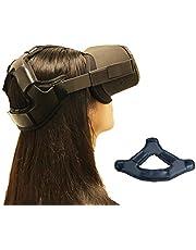 Eyglo Headband Head Strap para Oculus Quest VR Headset Reduzca la Presión de la Cabeza Proteja la Cabeza Accesorios de Oculus Quest Cómodo Head Pad