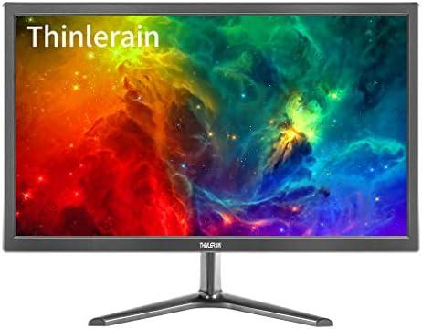 Thinlerain - Monitor PC 21,5 Pulgadas FHD 1920 x 1080 TN Pantalla (VGA, HDMI, 60hz, Pantalla a Color, Altavoz Incorporado): Amazon.es: Electrónica