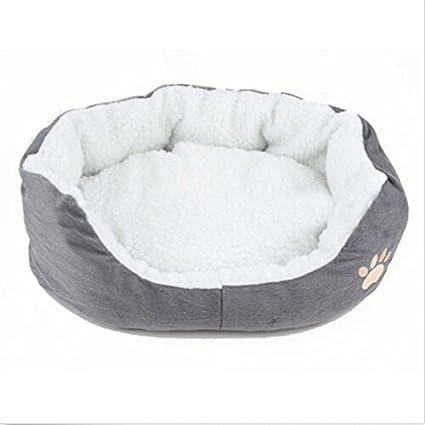 Life-Mall Cama para Gatos y Perros tamaño:7.87*3.9*2.32