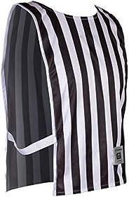 Champro Referee Pinnie (Stripe, 12-Inch Width x 22-Inch Length) Black, White