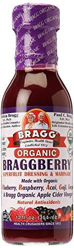 Bragg 074305032127 Braggberry Dressing Marinade