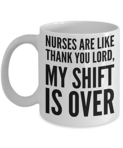 Funny Nurse Coffee Mug - Nursing Practitioner For Nurses - Registered Pediatric Sexy School Anesthetist Assistant - Cute Preceptor Manager - Psych Army for Mom for Daughter for Male - Proud Student