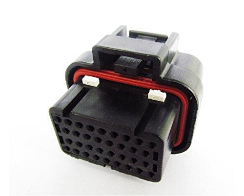 CNKF 1 set 34 Pin Female MotecHaltech Suzuki Connector ECU Wiring Connector Auto Connector With Terminals 4-1437290-0 - Ecu Wiring