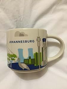 Amazon Com New Starbucks Johannesburg South Africa Coffee