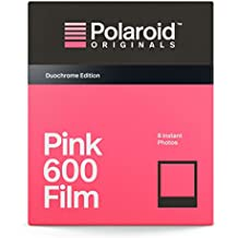Polaroid Originals Instant Black & Pink Film for 600