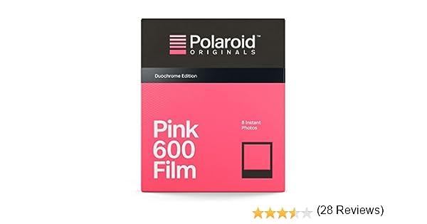 Polaroid Originals POL004692 - Film para 600, Color Negro y Rosa ...