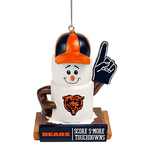 NFL Logo Smores Ornament Chicago Bears