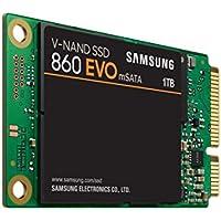 Samsung 860 EVO 1TB mSATA Internal SSD (MZ-M6E1T0BW)